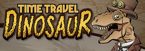 Time Travel Dinosaur preview